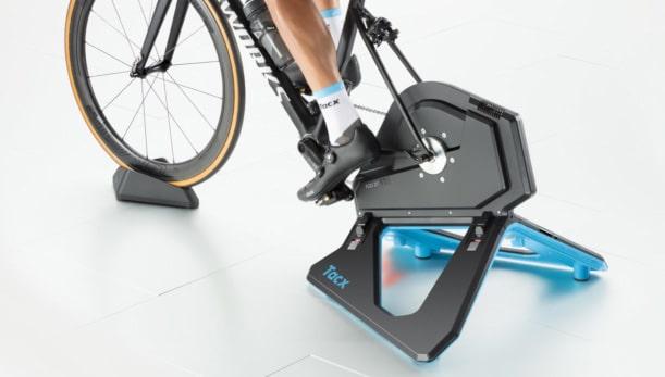 Tacx Neo 2T smart hometrainer.
